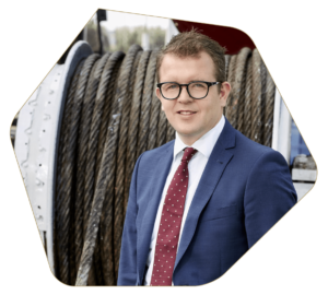 Charterers liability specialist