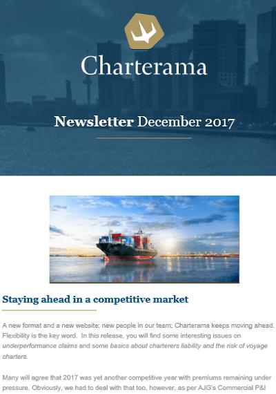 Newsletter December 2017