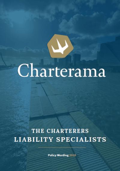 Full range of charterers cover options - Charterama