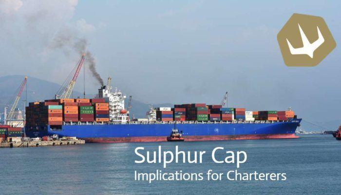 Sulphur Cap - Charterama